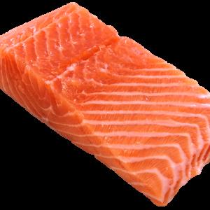 Cut of Salmon