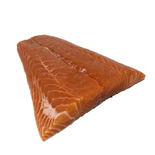 Cut of salmontail